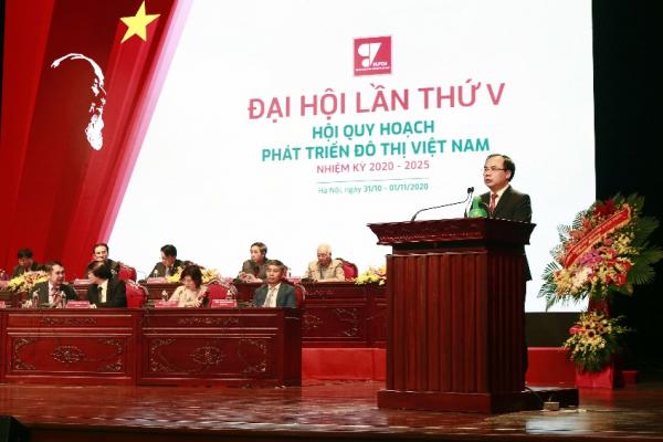 le ra mat ban chap hanh hoi quy hoach phat trien do thi viet nam lan thu v nhiem ky 2020 2025